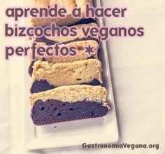 Aprende a hacer bizcochos veganos perfectos: trucos y consejos
