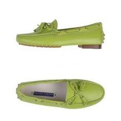 10% off Ralph Lauren - Leather Moccasins Light Green - $300.00