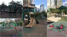 Aaron (Ward) Montgomery Park | River North Chicago - peaceful and serene with gorgeous views, AND a lot of the kids to do too!