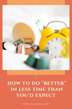 Want to stop rushing around everywhere? Want more time to 'do better'? Welp, better might actually take less time than you think. Tap through to find out how to rescue wasted time and find more time to do life better! #productivity #motivation #selfdevelopment #lifehack #selfhelp #growthmindset #inspiring #motivation #motivational #personaldevelopment #getoutofyourcomfortzone #styleyourlife Get What You Want, Make You Feel, How To Find Out, How Are You Feeling, Self Development, Personal Development, Thank You Email, Check Email, Self Acceptance