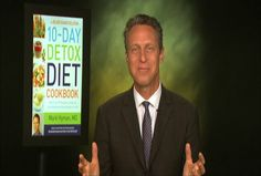 Dr. Mark Hyman, author of 10 Day Detox Diet Cookbook website. With recipes, health articles & other books.