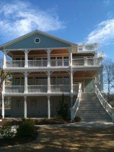 the beach life: ultimate dream beach house