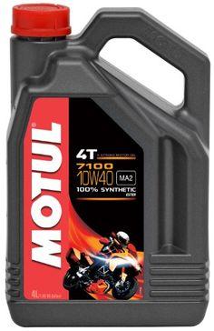 Motul 7100 Synthetic Ester Motor Oil - 10W40 - 4 Liter 836341 %SALE% #carscampus