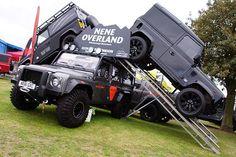 Land Rover Defender Td4 OVERLAND.
