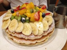 Now that's what you call a pancake!