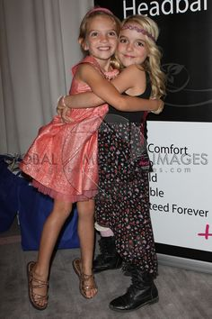 Mia Telerico, McKenna Grace Teen Choice Awards Gifting Suite presented by Red Carpet Events LA, Beverly Hills, CA 09/08/14 (Photo by © GlobalMediaImages.com)