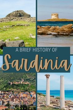 Sardinia has a long, interesting, complicated history. Read this post to learn more about the history of Sardinia and discover the best places to visit in Sardinia to visit and discover its history and culture | Sardinia places | Sardinia history | #sardinia via @c_tavani