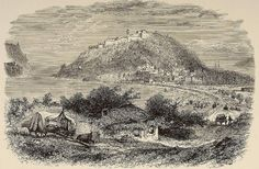 Very old view of San Sebastián
