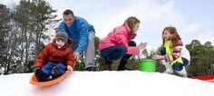 Snow Mountain Stone Mountain, GA #Kids #Events