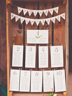 Hochzeit -Tischplan erstellen 101 - BohoQuartier , How best to design the wedding table plan. You can find a guide here. Reception Seating Chart, Wedding Table Seating, Seating Charts, Wedding Signs, Diy Wedding, Rustic Wedding, Wedding Day, Trendy Wedding, Wedding Places