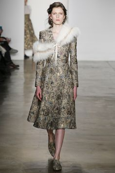 Brock Collection - Fall 2016 Ready-to-Wear