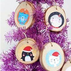 Kreatywne ozdoby świąteczne