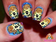 BP-L077 Nail Stamping, Enamel, Nails, Accessories, Finger Nails, Vitreous Enamel, Ongles, Enamels, Nail