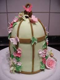 Bildergebnis für torte vogelkäfig