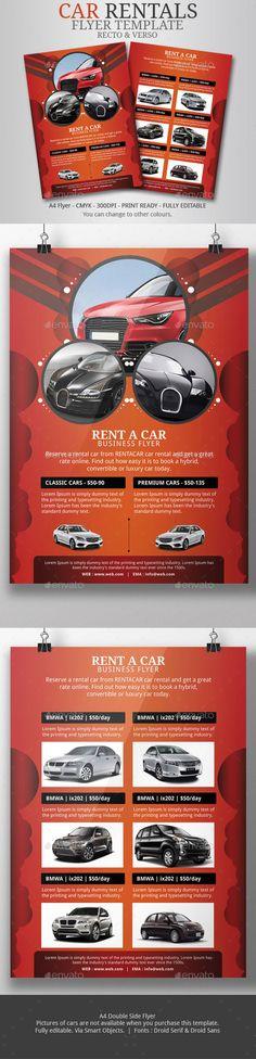 Car Show Flyer Template  Flyer Templates    Flyer Template