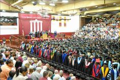 Concordia University Chicago Spring 2014 Commencement