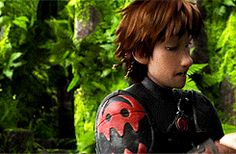 MerHic comics pt.7.    Hiccup: How about we go? Merida: Of course. *rolls eyes in frustration*