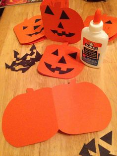 Halloween cards to make with kids  IMG_9346