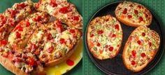 Horúce sendviče   mňamky-recepty.sk  na každý deň