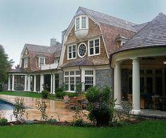 Architecture Gambrel Barn Homes