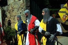 Festa medioevale a Castel di Casio.
