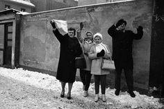le Mur de Berlin, Noël 1961. Léon Herschritt