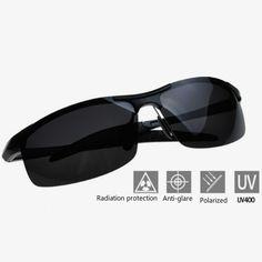 b5808865c6ddc Professional Aluminum Polarized Sunglasses Sports Goggles Glasses Fishing  Eyeswears UV400 lunettes polarisantes peche Outdoor-in Fishing Eyewear from  Sports ...