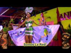 Somos La Red CHICA 33 Traje Revolucionario 2012 - Chinandega