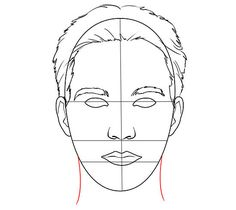 Draw Human Faces - wikiHow