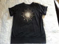 Dolce & Gabanna Ray of light Madonna t shirt (pic of the back )