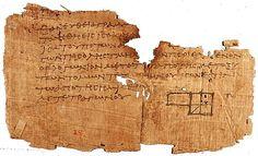 Papiros de Oxirrinco - Wikipedia, la enciclopedia libre