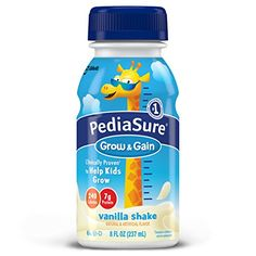 Pediasure Nutrition Drink, Vanilla, 8 FL oz Bottles 16 Count ** Check out this great product.