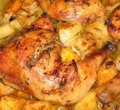 Receita de Frango no Forno - http://www.receitasja.com/receita-frango-no-forno/