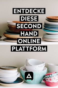 Second Hand Furniture, Second Hand Online, Budget Planer, Household Organization, Second Hand Clothes, Two Hands, Sustainable Living, Shopping Hacks, Ballerinas