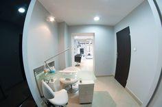 Black & White. Salon fryzjerski Nail Studio, Bathtub, Standing Bath, Bathtubs, Bath Tube, Bath Tub, Tub, Bath