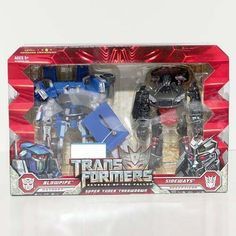 Transformers 2 Revenge of the Fallen Movie Exclusive Deluxe Class 2Pack Super Tuner Throwdown Blowpipe  Sideways ** Check out the image by visiting the link.Note:It is affiliate link to Amazon. #shoutoutback