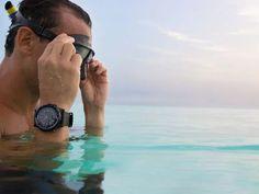 Garmin Vivoactive 3 smartwatch for swimming Smartwatch Features, Stylish Watches, Luxury Watches, Waterproof Watch, Gps Navigation, Mk1, Fitness Tracker, Burn Calories, Cardio