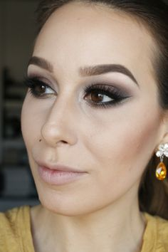 christmas smokey eyes 03