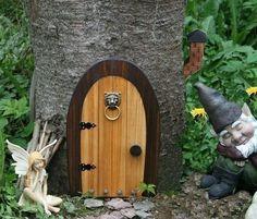 Gnome door / Fairy door / Faerie door