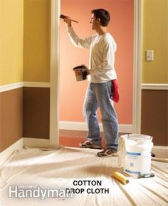 10 Tips for a Perfect Paint Job - Step by Step: The Family Handyman