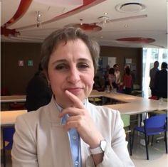 MVS denuncia a Carmen Aristegui por daño moral   El Puntero