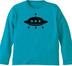 UFO : NowHere [半袖Tシャツ [6.2oz]] - デザインTシャツマーケット/Hoimi(ホイミ)