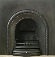 The Celux Cast Iron Fireplace Insert Inserts Seating