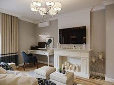 Tonuri neutre in amenajarea eleganta a unui apartament de 3 camere- Inspiratie in amenajarea casei - www.povesteacasei.ro