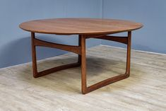 Antiques Atlas - Large Danish Teak Coffee Table