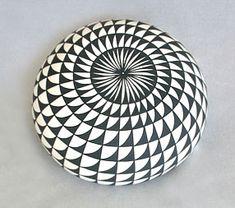 Ceramic clay art Native American pottery