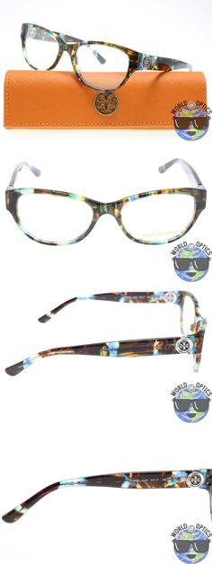 2ed64bf70f2 Eyeglass Frames  Tory Burch Rx Eyeglasses Ty 2060 3145 Blue Tortoise Frame   50-17-135  -  BUY IT NOW ONLY   59.99 on eBay!