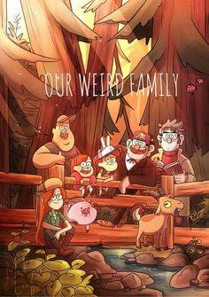 Nuestra familia extraña: