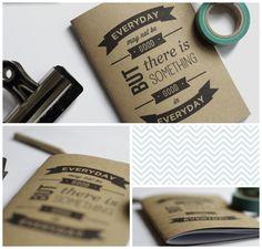 LittleMars - Stationary, Prints, Cards and More: Nuevas libretas en la tienda!