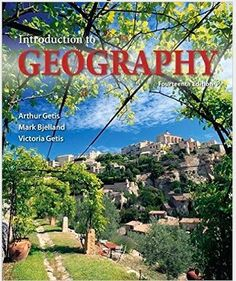 PDF+Introduction+to+Geography,+14th+Edition+by+Arthur